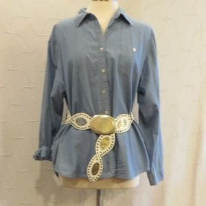 Accessories - Vintage Handmade Southwestern Belt